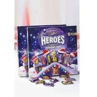 Cadbury Heroes Advent Calendar Twin Pack