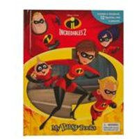Incredibles 2 My Busy Book
