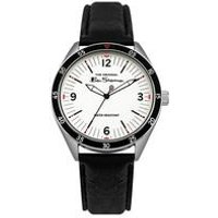 Ben Sherman Round Case with Black Bezel Watch
