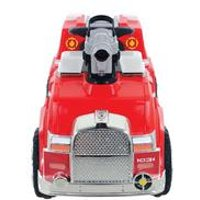 Paw Patrol Marshalls Bubble Blowing Ride On Fire Truck