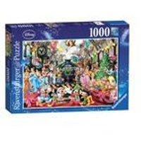 Disney Christmas 1000-Piece Jigsaw