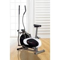 Dual Action Fan Elliptical and Bike