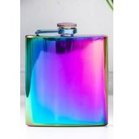 Mixology Rainbow Hip Flask