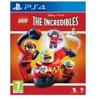 PS4: LEGO The Incredibles