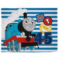 Thomas and Friends Patch Polar Panel Fleece Blanket