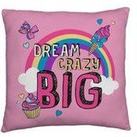 JoJo Siwa Crazy Square Cushion