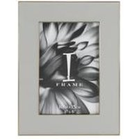 Zinc Alloy Grey Epoxy Photo Frame