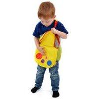 Mr Tumbles Textured Spotty Bag