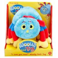 Woolly the Spider Soft Toy