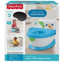 Fisher Price Laugh N Learn Puppy Potty