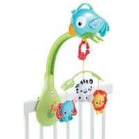 Fisher Price Laugh 3-in-1 Musical Cot Mobile