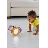 Fisher Price 1-2-3 Crawl Along Monkey Toy