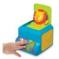 Fisher Price Jack in the Box Toy