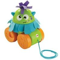 Fisher Price Walk and Whirl Monster Toy