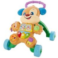Fisher Price Smart Stages Puppy Walker