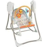 Fisher Price 3-in-1 Swing N Rocker