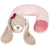 Nattou Neck Pillow 0M Nina the Rabbit