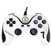 Subsonic Official Real Madrid Wired PS3 Controller