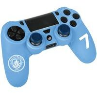 Subsonic Official Manchester City PS4 Controller Cover