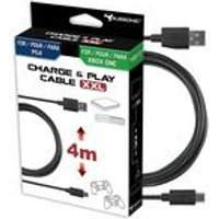 Subsonic USB Charge and Play Cable For PS4 and XB1