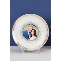 Royal Wedding New Bone China Plate