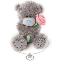 Me To You Bear And Necklace Set