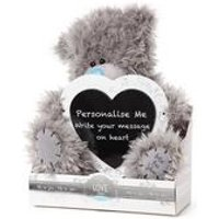 Me To You Bear And Wedding Heart Plaque