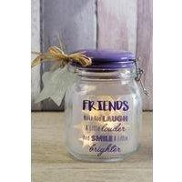 Stars In Jars Friends Make You Laugh