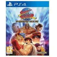 PS4: Street Fighter Anniversary Collection