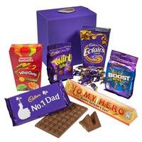 Fathers Day My Hero Chocolate Gift Set