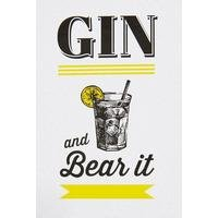 Gin And Bear It - Book