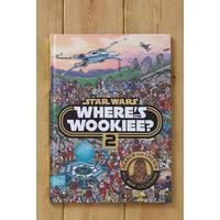 Star Wars: Wheres The Wookiee - Book