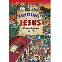 Finding Jesus - Book