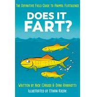 Does It Fart - Book