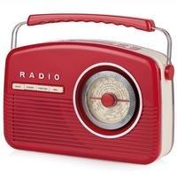 Akai DAB Retro Radio