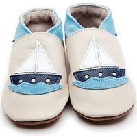 Hippychick Baby Boy Boat Shoes 12-18 Months
