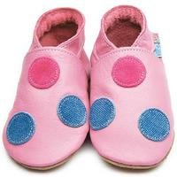 Hippychick Baby Spotty Shoes 0-6 Months
