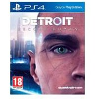 PS4: Detroit Become Human Game