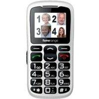 SIM Free Big Friendly Fonerange Mobile Phone
