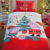 Peppa Pig Noel Duvet Set