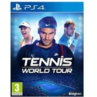 PS4: Tennis World Tour