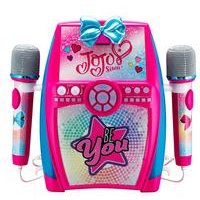 Jojo - Deluxe Sing-Along Boombox With Dual Microphones