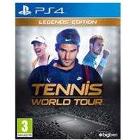 PS4: Tennis World Tour - Legends Edition