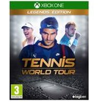 Xbox One: Tennis World Tour - Legends Edition