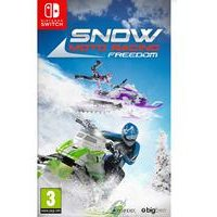 Nintendo Switch: Snow Moto Racing Freedom