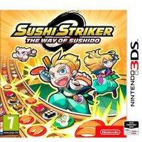 Nintendo 3DS: Sushi Striker: The Way Of Sushido