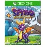 Xbox One: Spyro Trilogy Reignited