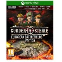 Xbox One: Sudden Strike 4: European Battlefields