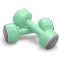 Pink 1.5 Kg Smart Dumbbell Set - Set of 2
