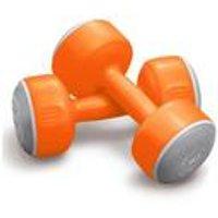 Green 3 Kg Smart Dumbbell Set - Set of 2